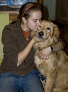 Измеряя преданность собаки