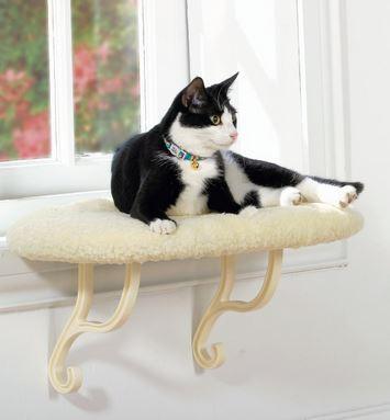 трикси лежак для кошки