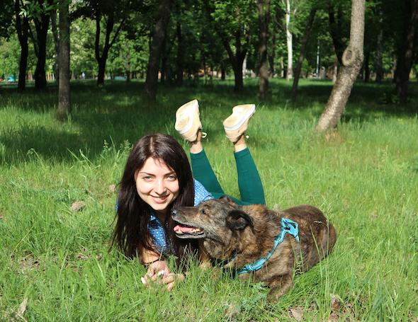 Виталия Кононова, кинолог, фелинолог