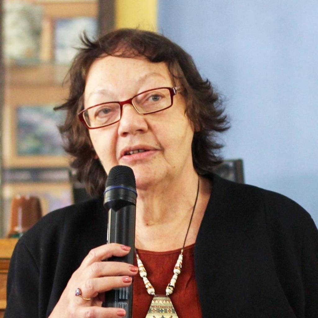 Жанна Резникова