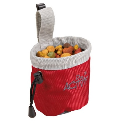 2. TRIXIE Dog Activity Baggy Snack Bag